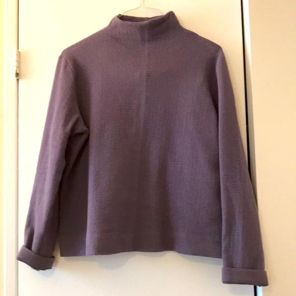 Joe Fresh Purple Sweater